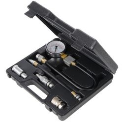 Merač kompresie motora