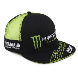 Šiltovka Monster Yamaha Tech3