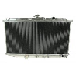 Hliníkový vodný chladič pre Honda Civic 88-91