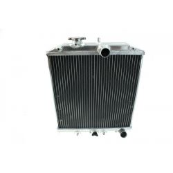 Hliníkový vodný chladič pre Honda Civic 92-00 52mm