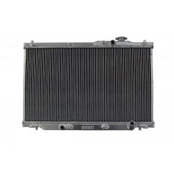 Hliníkový vodný chladič pre Honda Civic 01-05 D17 D17