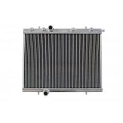 Hliníkový vodný chladič pre Peugeot 206, 307, Citroen C4, Xsara 1.4, 1.6, 2.0