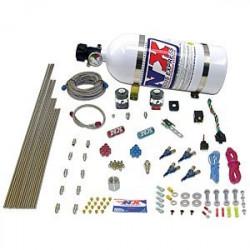 Systém Nitro (NX) Piranha alcohol direct port pre 4 valcové motory (4,5L)