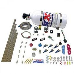 Systém Nitro (NX) Piranha alcohol direct port pre 6 valcové motory (4,5L)
