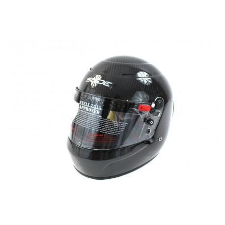 Uzatvorené prilby Prilba SLIDE BF1-750 CARBON s FIA | race-shop.sk