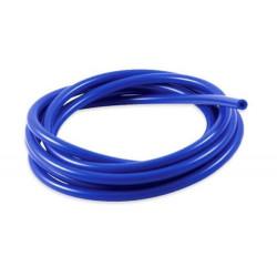 Silikónová podtlaková hadička 3mm, modrá