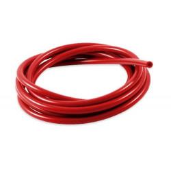 Silikónová podtlaková hadička 3mm, červená