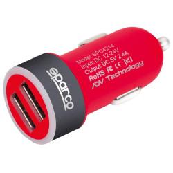 Nabíjačka mobilných zariadení Sparco Corsa