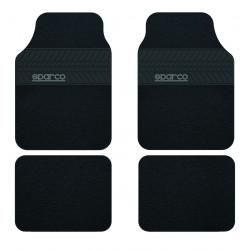 Autokoberce Sparco Corsa- látkové (vzor guma)