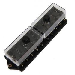Poistkové puzdro (box) pre nožové poistky
