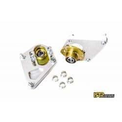 Horné nastaviteľné uloženia tlmičov IRP pre BMW E46 pre drift lock kit