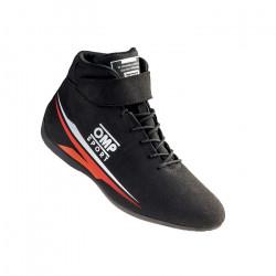 FIA topánky OMP Sport čierne