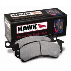 Predné brzdové dosky Hawk HB132M.580, Race, min-max 37°C-500°C