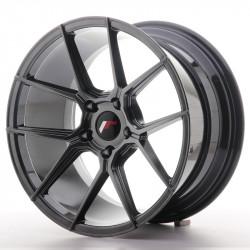 Japan Racing JR30 18x9,5 ET35 5x120 Hyper Black