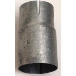 Adaptér 63.5 - 55mm s povrchovou úpravou