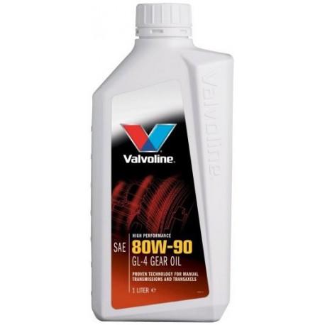 Prevodové oleje Valvoline Heavy Duty Gear Oil 80W-90 - 1l   race-shop.sk