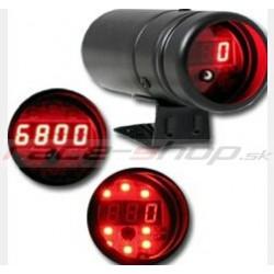 Indikátor preradenia (shift light) s digitálnym otáčkomerom