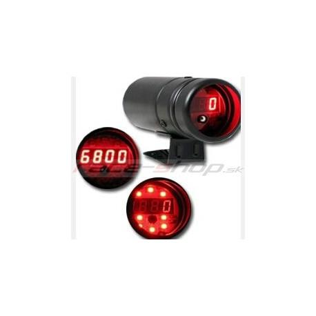 Kontrolky preradenia - Shift light Indikátor preradenia (shift light) s digitálnym otáčkomerom   race-shop.sk