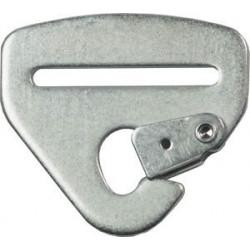Upevňovacia pracka (karabína) bezpečnostných pásov
