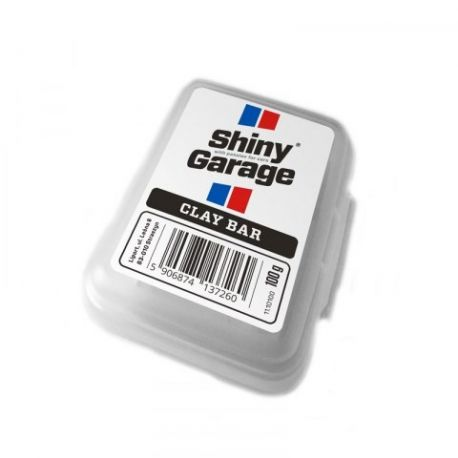 Umývanie Shiny Garage Clay Bar 100G - clay na čistenie laku | race-shop.sk