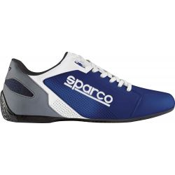 Topánky Sparco SL-17 biela/modrá