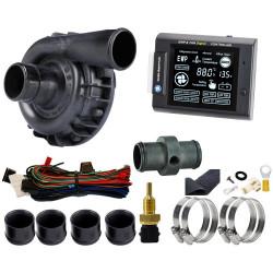 Set Control Panel + elektrické vodné čerpadlo 130L/Min 10A