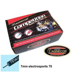 Zapaľovacie káble Magnecor 7mm sport pre ALFA ROMEO 164 3.0i V6 12v + Clover Leaf SOHC