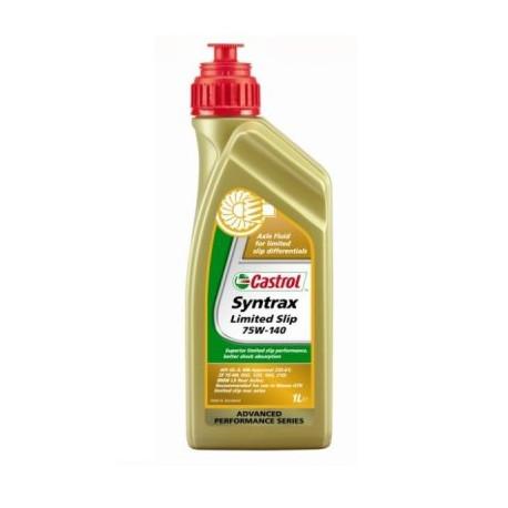 Prevodové oleje Castrol syntrax Limited slip 75w140 - 1l | race-shop.sk