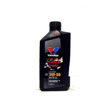Motorové oleje a aditíva Valvoline VR1 5W-50 - 1l | race-shop.sk