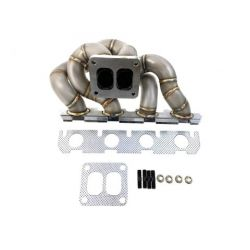 Nerezové ladené zvody AUDI A5 S3 A6 Q5 VW GOLF V-VII 2.0TFSI EXTREME - 4 valec