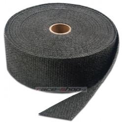 Termo izolačná páska na zvody a výfuk Thermotec, čierna, 25mm x 4,5m