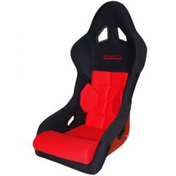 Športová sedačka MIRCO GT RED/BLACK