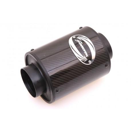 Univerzálne filtre Univerzálny športový vzduchový filter SIMOTA Carbon, uzavretý | race-shop.sk