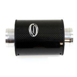 Univerzálny športový vzduchový filter SIMOTA Carbon, uzavretý, XXL