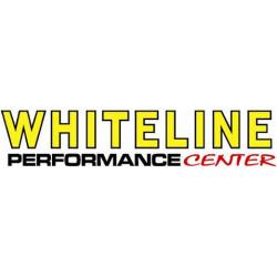 Whiteline Sheet, predná náprava