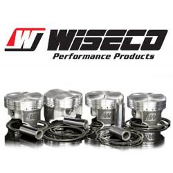 Kované piesty Wiseco pre Mitsubishi 4G63 GenII 2.0L(8.5:1)(-12cc)Stroke/LR-BOD