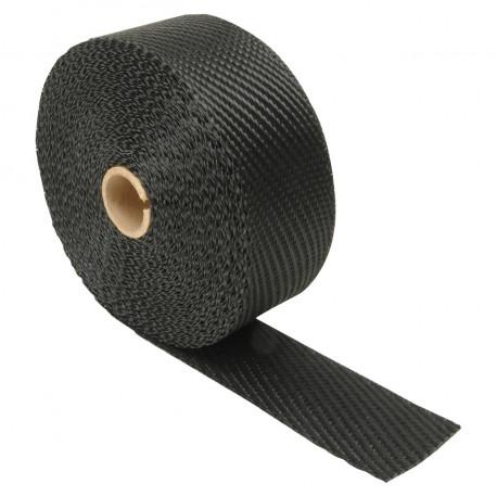 Izolačné pásky na výfuk Termo izolačná páska na zvody a výfuk DEI - 50mm x 30m Titanium Black | race-shop.sk