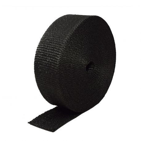 Izolačné pásky na výfuk Termo izolačná páska na zvody a výfuk, čierna 50mm x 10m x 2mm | race-shop.sk