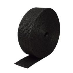 Termo izolačná páska na zvody a výfuk, čierna 50mm x 15m x 1mm
