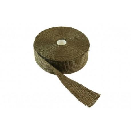 Izolačné pásky na výfuk Termo izolačná páska na zvody a výfuk, titán 50mm x 10m x 1mm | race-shop.sk