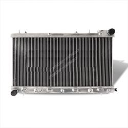 Hliníkový vodný chladič pre Subaru Forester 2.0L 16V (97-02)