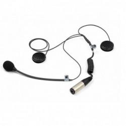 Stilo headset pre centrály Trophy do otvorenej prilby