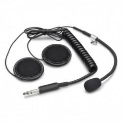 SPARCO headset pre centrály interkomu IS 110 do otvorenej prilby