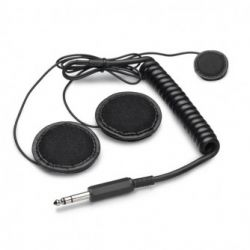 SPARCO headset pre centrály interkomu IS 110 do uzavretej prilby