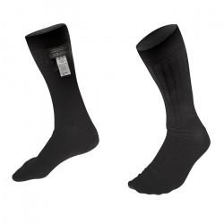 Alpinestars Race V2 FIA dlhé ponožky s FIA homologizáciou - čierne