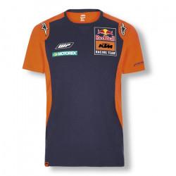 Tričko Alpinestars (T-Shirt) RED BULL KTM OTL 2019 - pánske - modré
