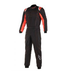 FIA Kombinéza ALPINESTARS KMX-9 V2 Orange