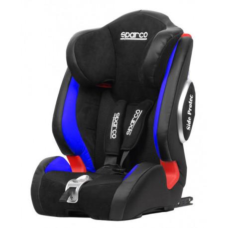Detské sedačky Detská autosedačka Sparco corsa F1000k umelá koža (9-36kg) | race-shop.sk