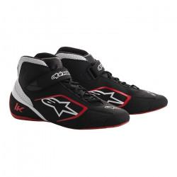 Topánky ALPINESTARS Tech-1 K - Black/White/Red