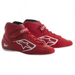 Topánky ALPINESTARS Tech-1 K - Red/White